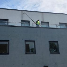 Cladding cleaning -sussex